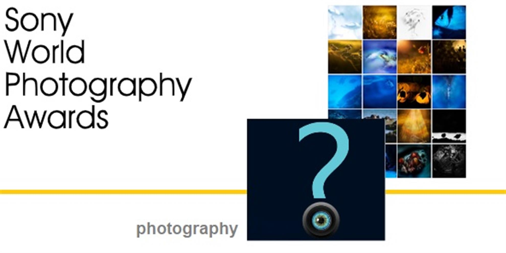 Sony World Photography Awards …. Auténtica Fotografía?