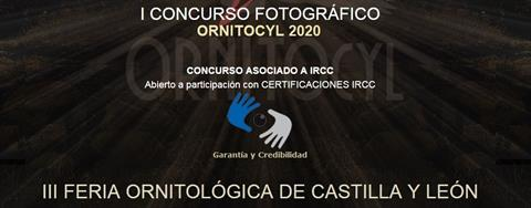 Take part with your images certified by IRCC in ORNITOCYL 2020